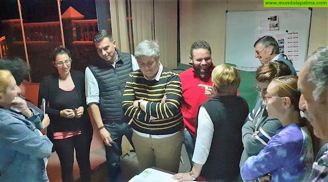 El Ayuntamiento de Los Llanos de Aridane presenta a los vecinos el proyecto del nuevo Centro Ciudadano de Los Barros