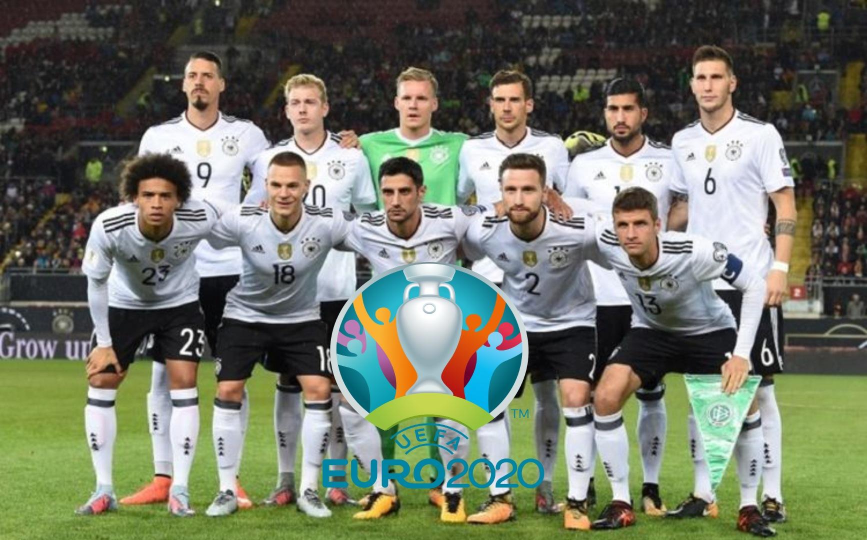 Senarai Rasmi Pemain Jerman EURO 2020