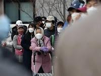 Infeksi Virus Corona Di Korsel Lampaui 2.000, Walikota Daegu: Titik Kritis Satu Minggu Ke Depan