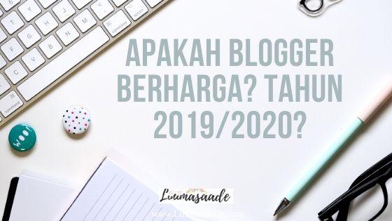 Apakah Ngeblog Masih Berharga di 2019/2020?