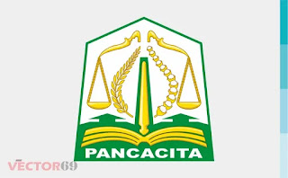 Logo Provinsi Aceh (Pancacita) - Download Vector File SVG (Scalable Vector Graphics)