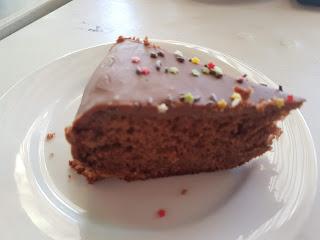 Tarta De Coco Y Chocolate En Fussioncook Y Thermomix