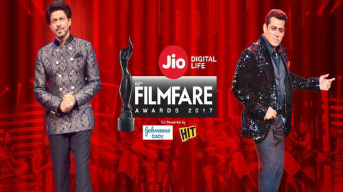 Poster Of 62nd Filmfare Awards 18th February 2017 650MB HDTV 480p Free Download Watch Online downloadhub.net