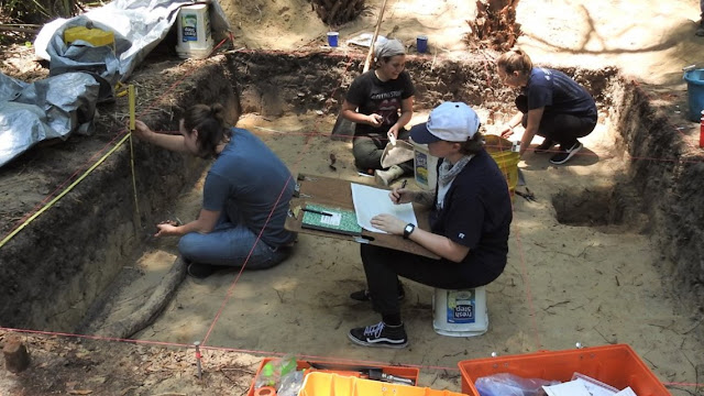 Uncovering the lost Indigenous NE Florida settlement of Sarabay