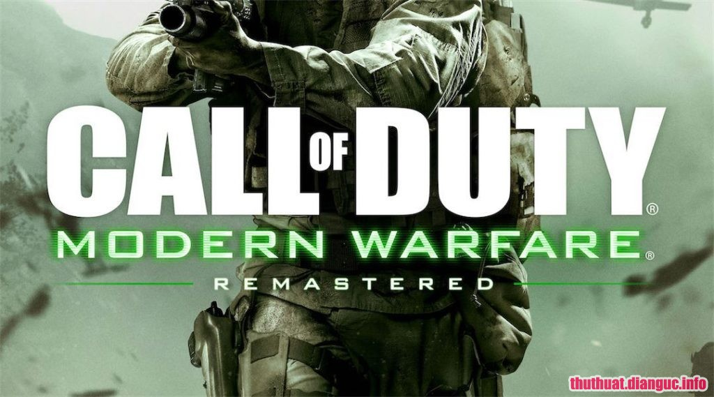Download Game Call of Duty: Modern Warfare Remastered full cr@ck