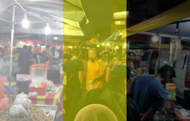 Senarai Hari dan Lokasi Pasar Malam Sekitar Ipoh, Perak