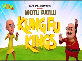 Motu Patlu Kungfu Kings Animated Movie For Kids