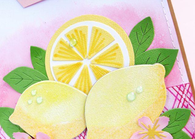 Dettagli Ricettario Fai da te con limoni
