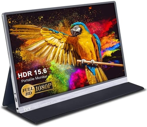 Review IVV 156FC Full HD 15.6 Portable Monitor