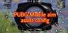 PUBG Mobile / BGMI 1.4 aim assist Config | auto headshot - Battlegrounds Mobile INDIA
