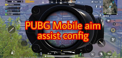 PUBG Mobile 1.4 aim assist Config file | auto headshot | Active.sav - Battlegrounds INDIA