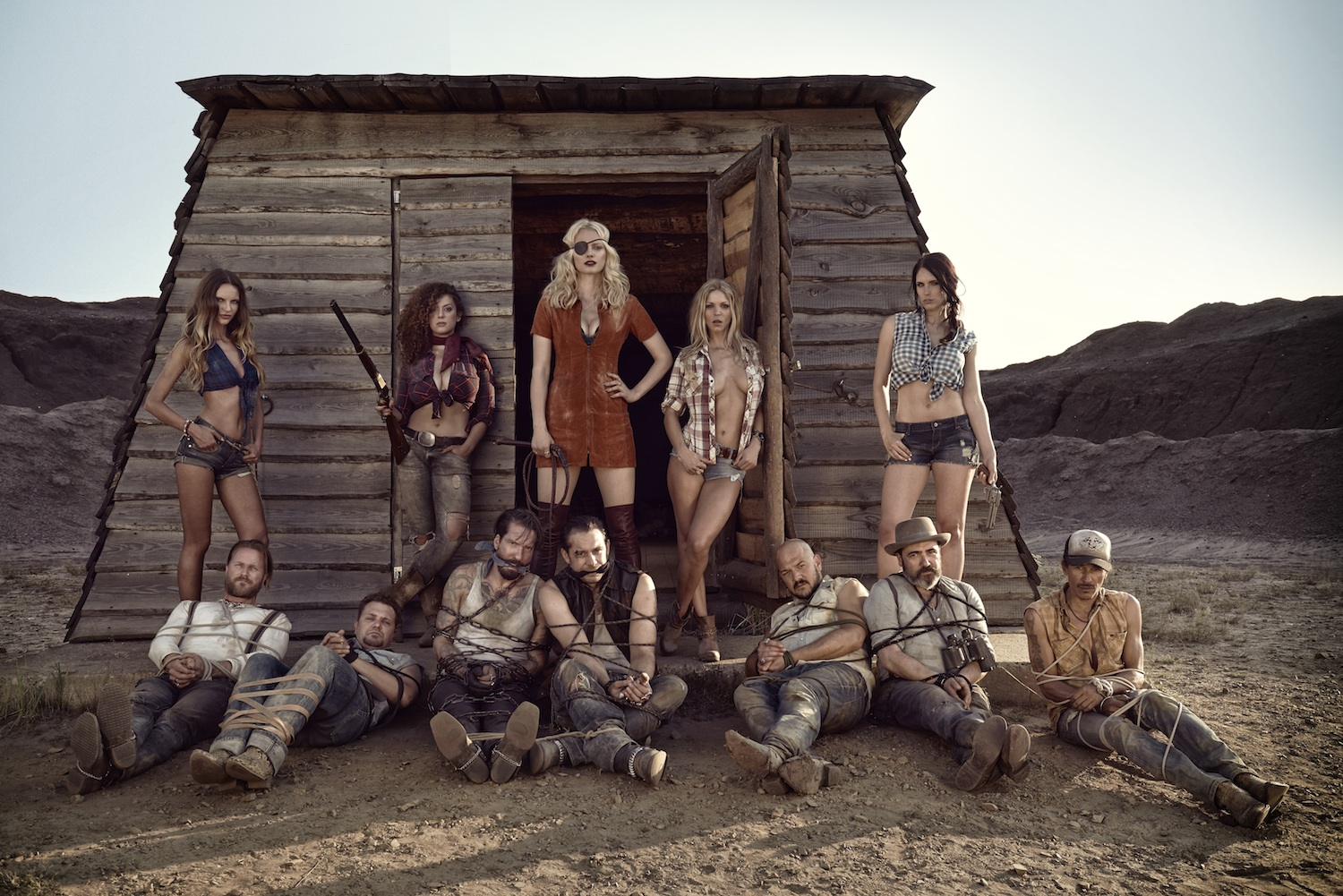 THE BOSSHOSS -  'DOS BROS' Videopremiere | Das Musikvideo des Tages