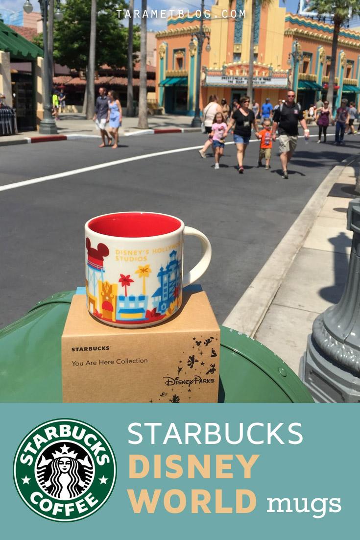 When Tara Met Blog Starbucks You Are Here Disney World Mugs