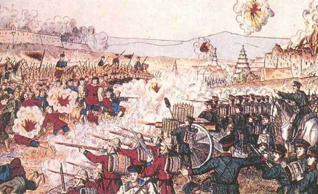 Pemberontakan Taiping