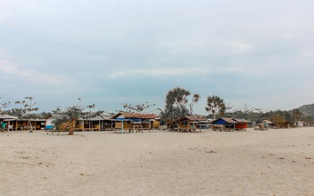 wisata pantai ciantir sawarna