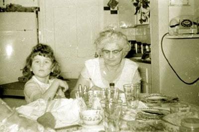 julieannbrady and grandma julia nagy