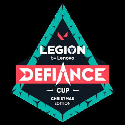 LENOVO APRESENTA LEGION DEFIANCE CUP CHRISTMAS EDITION