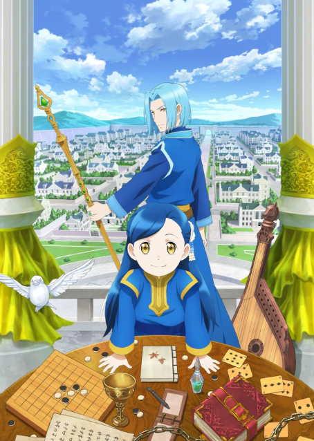 Anime Honzuki no Gekokujou Part 2 Akan Premier Spring