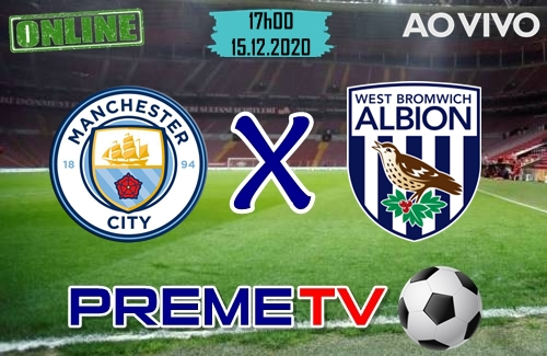 Manchester City x West Bromwich