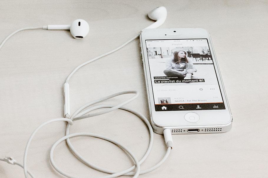 playlist musique