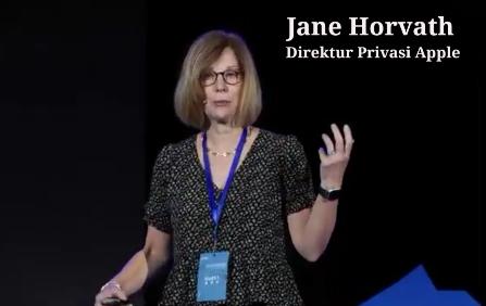 Jane Horvath Ungkap kenapa Apple tidak pernah meretas Iphone, Meskipun Di minta FBI