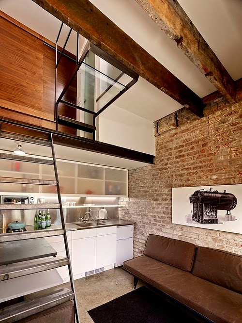 03-Kitchen-&-Living-Area-Christi-Azevedo-Brick-House-Micro-Architecture-Laundry-Boiler-Room-www-designstack-co