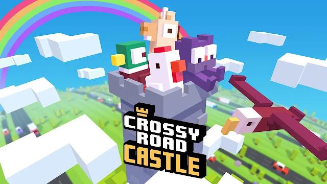 لعبة Crossy Road