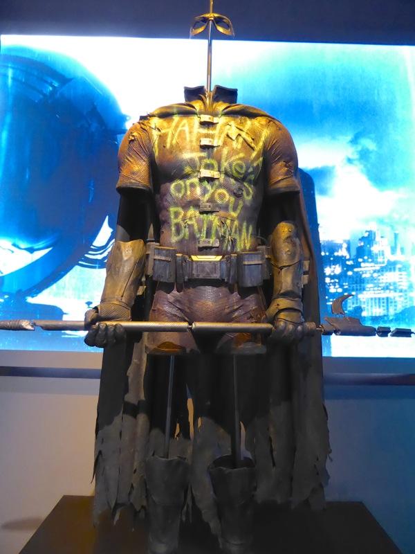 Batman v Superman Graffitied Robin costume
