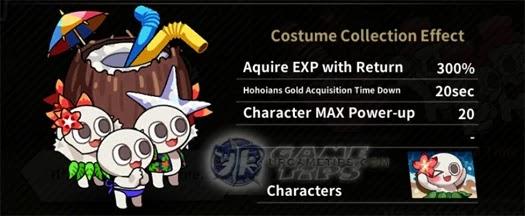 Lucid Adventure Idle RPG EXP Costumes