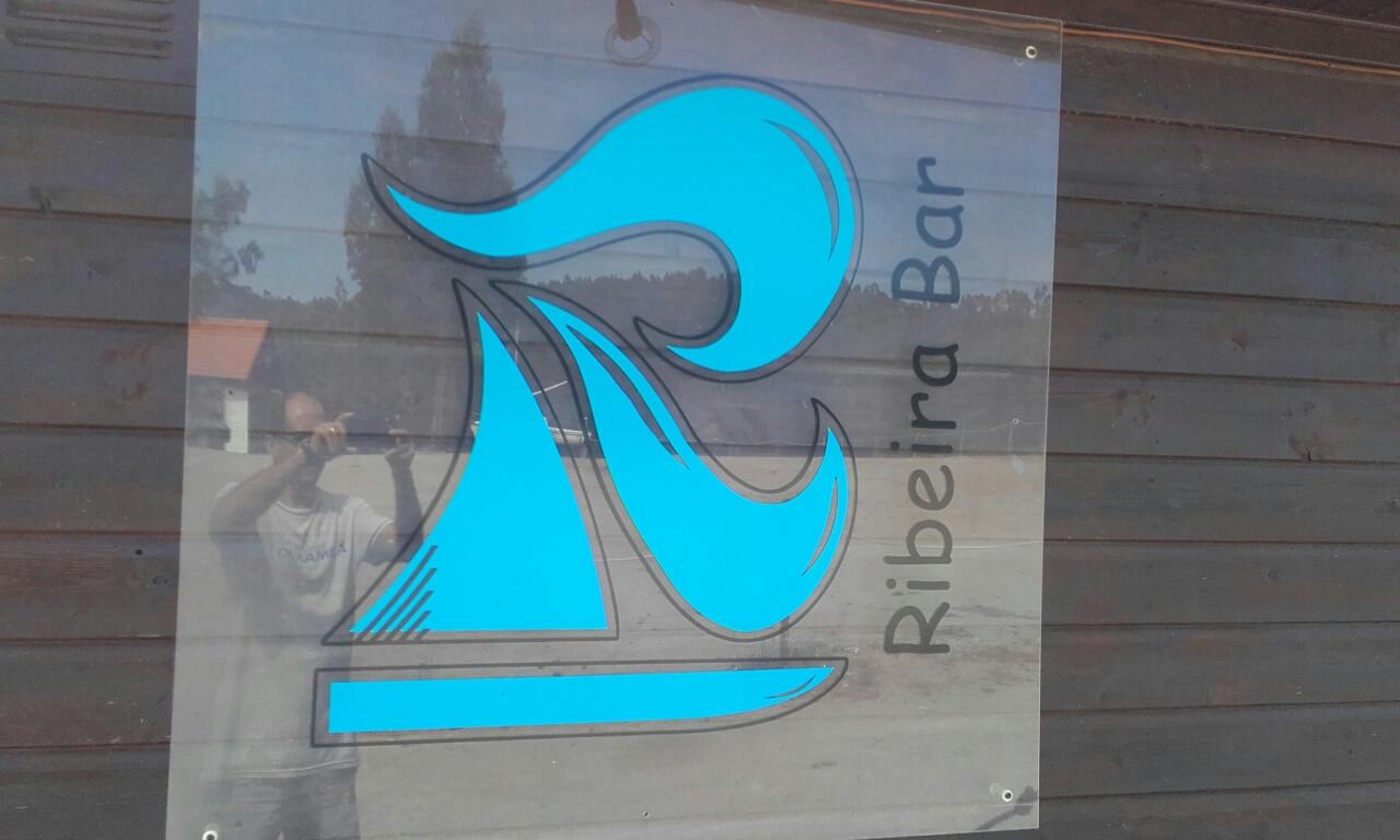 Logo Ribeira Bar