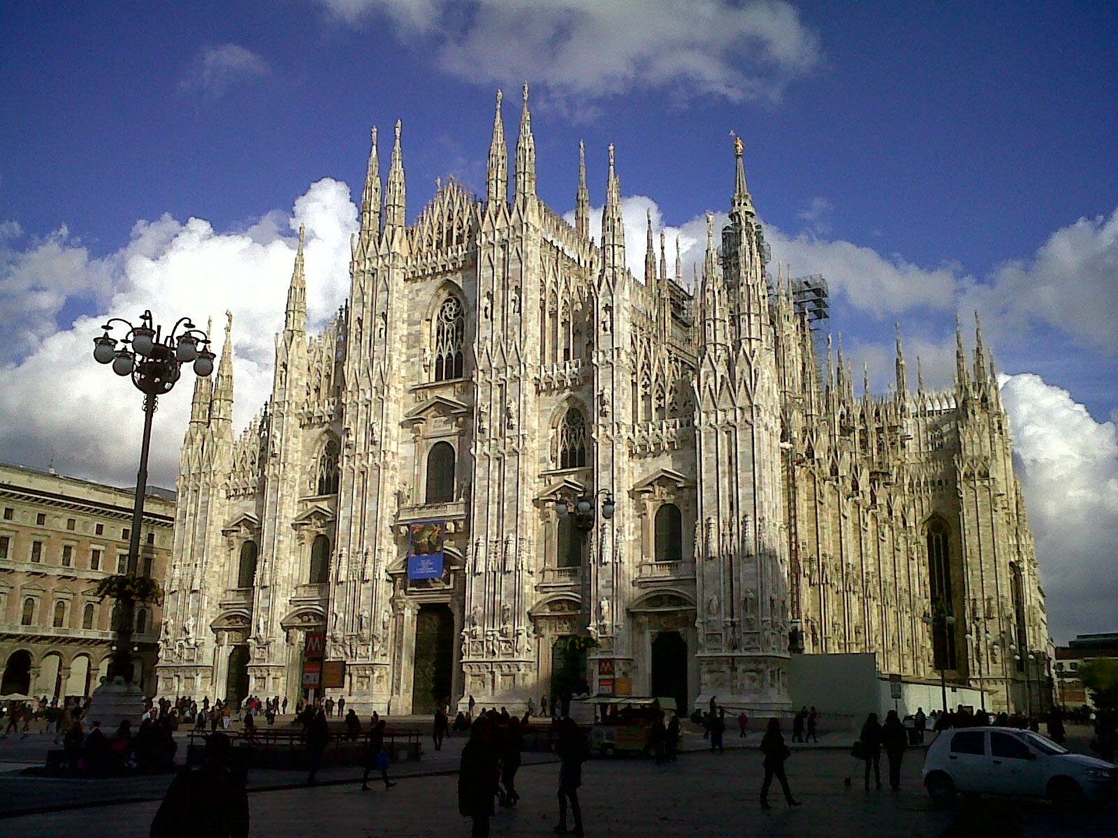 3d Roof Wallpaper Wallpapers Roof Of Milan Cathedral Wallpapers
