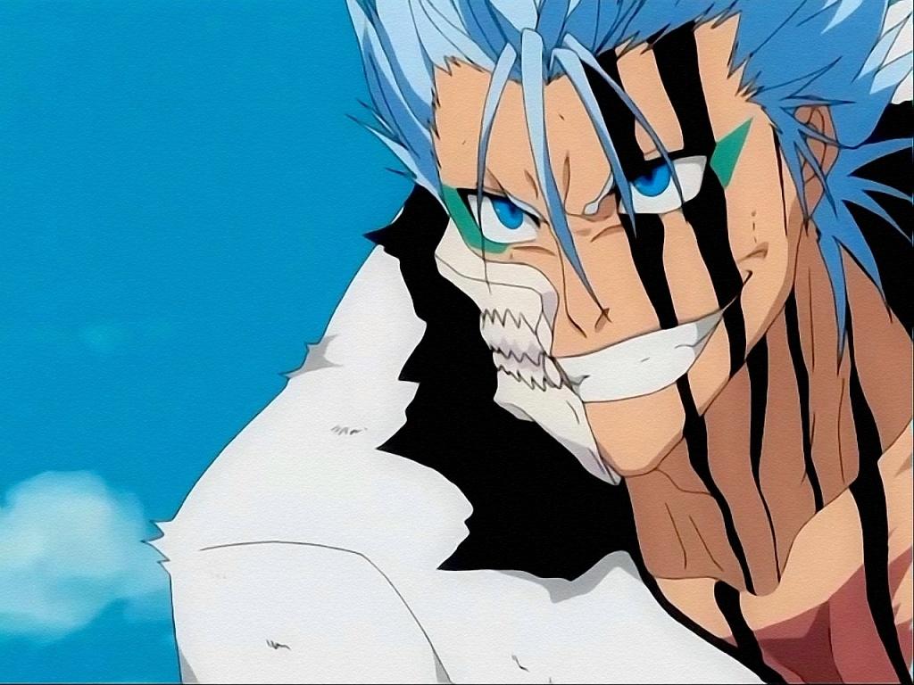 the ultimate anime blog: badass character catalog: grimmjow jaegerjaquez