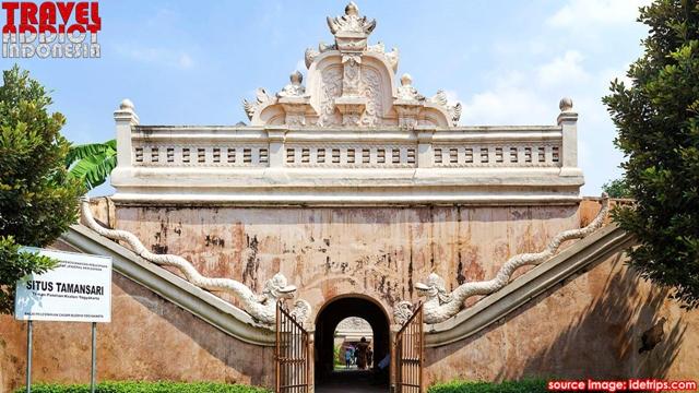 Taman Sari Yogyakarta Historical Tourism