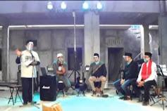 Arc Music & Talk Show di Masjid Ontowiryo