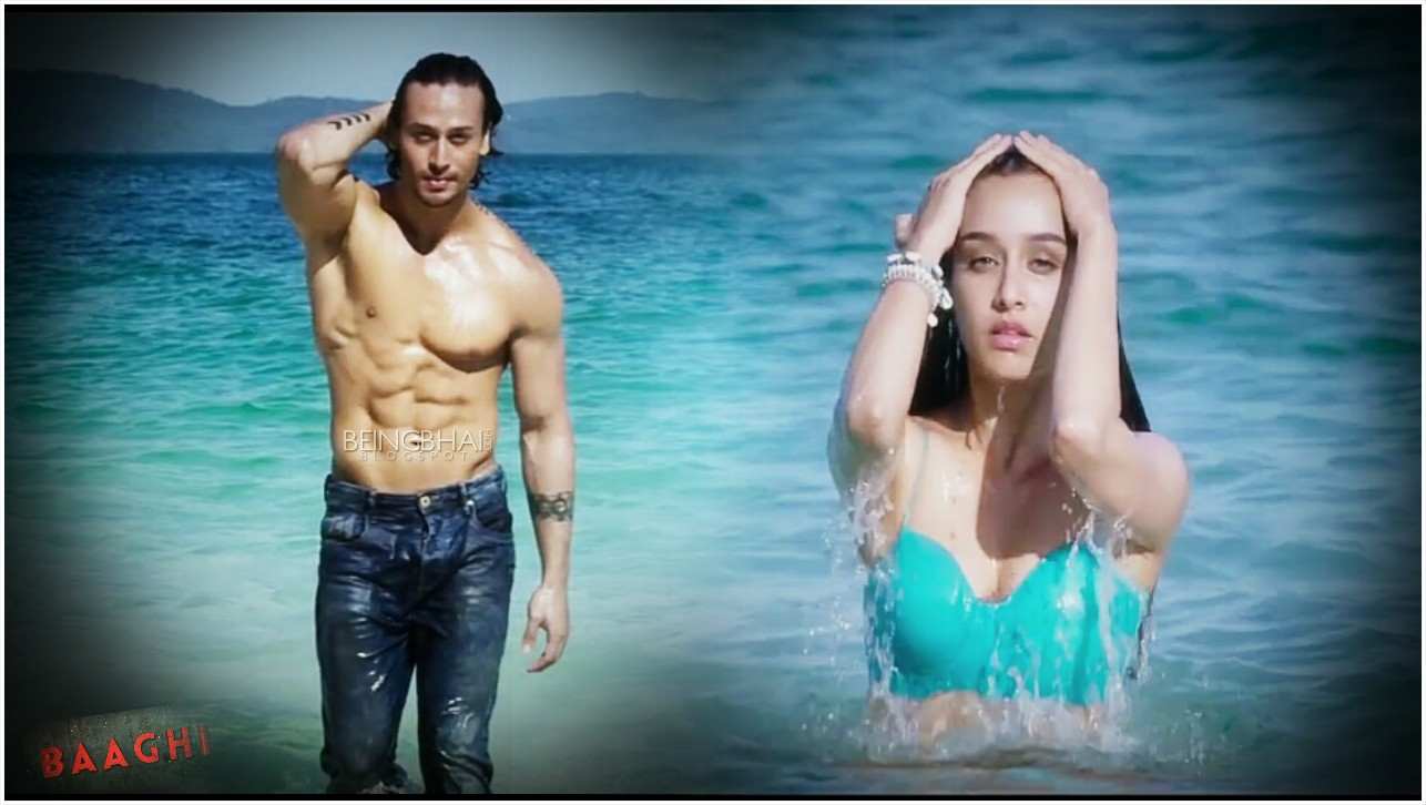 Baaghi Movie 2016 Be A Rebel Hd Wallpapers Ft Tiger Shroff
