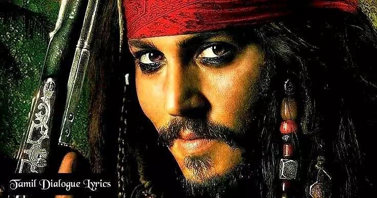 Jack Sparrow Dialogue Lyrics in Tamil