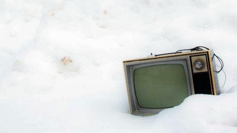 Τα χιονισμένα γένια του ρεπόρτερ