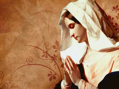 Doa Kepada Bunda Penolong Abadi dan Novena Tiga Salam Maria