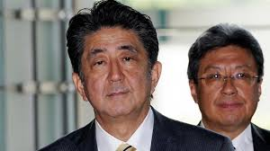 1- Japanese PM appoints new foreign & defence ministers