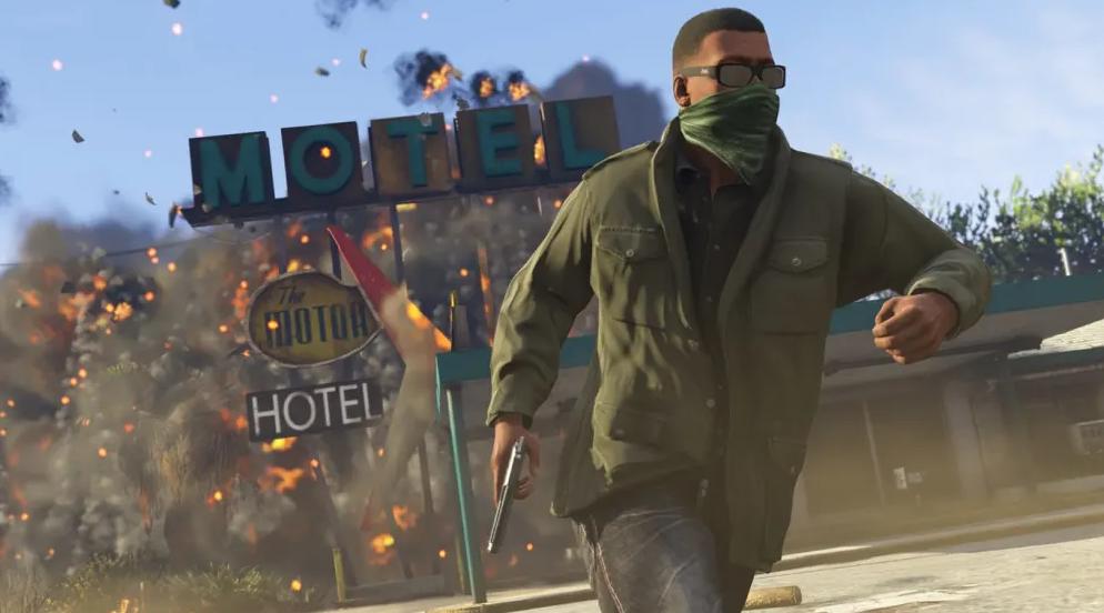 Grand Theft Auto V برابط مباشر