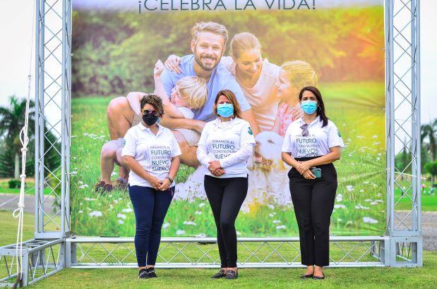 """Parque del Prado y Pet Cemetery Santo Domingo celebran un """"Mundo Unido por la Vida"""""""