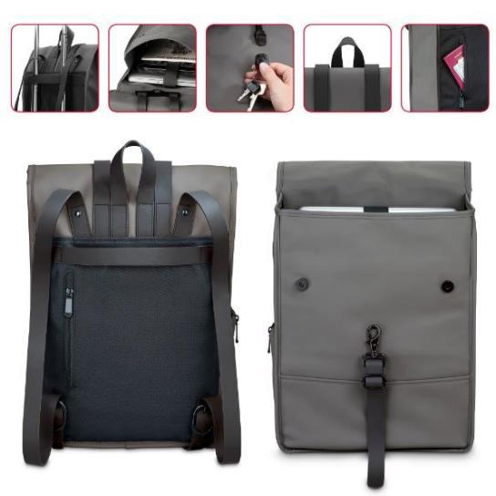 Hama lança linha de malas e mochilas de alta qualidade