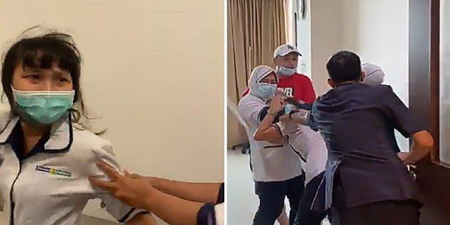 Jason Penganiaya Perawat Siloam Dijerat Pasal Berlapis