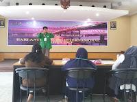 Fantastis, Mahasiswa UNU Kalbar Sabet Juara III Lomba Pidato