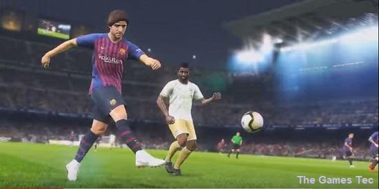 Pro Evolution Soccer PES 2019 PC Game