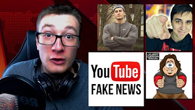 YouTube Fake News