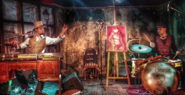 "OPERA CHAOTIQUE: Ακούστε την νέα τους διασκευή στο ""Love Will Tear Us Apart"" των Joy Division"