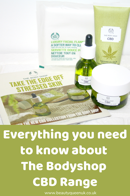 Take The Edge off Stressed Skin With The Bodyshop