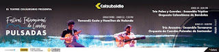 Festival Cuerdas Pulsadas 2019 | Teatro Colsubsidio Bogotá