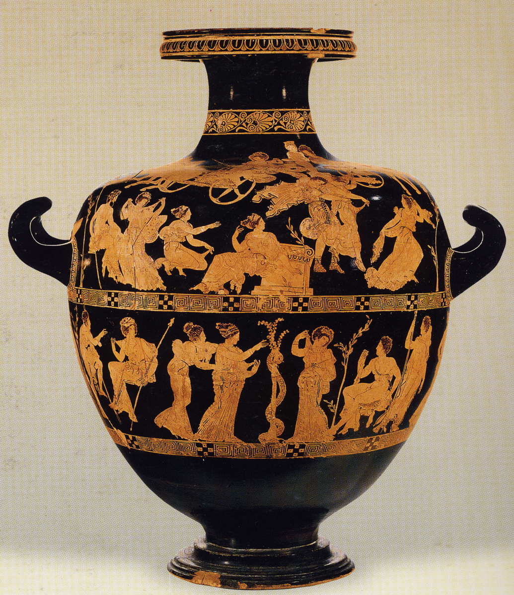 a level english ode to a grayson perry urn greek vase 800 650 bc